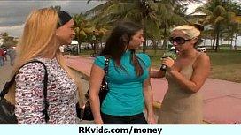 Money really talks 4...