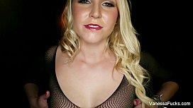 Vanessa Cage Sexy Tease...