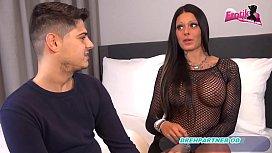 Porno Casting Panne - THE BIGGEST LOOSER FAIL - German Hooker Big Tits Amateur