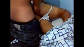 Brother tries sleeping sistr...