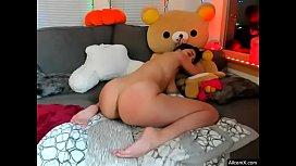 Big Butt Pussy Masturbation