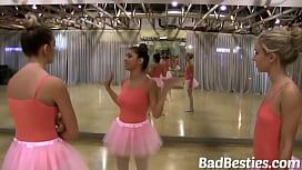 Awesome Boobs Lesbian Teen...
