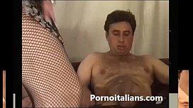 Bionda italiana scopata da...