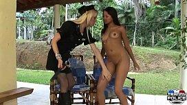 TRANNY POLICE Shakira Voguel...