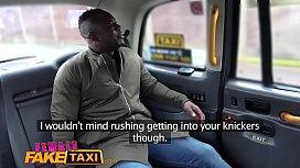 Female Fake Taxi Sexy...