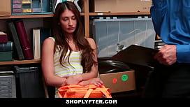 Panties stealing teen busted...