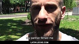 LatinLeche - Latin straight guy...
