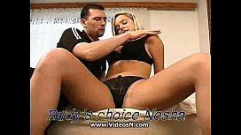 Russian teen schoolgirl blonde...
