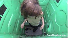 Porta Gloryhole Horny hardware...