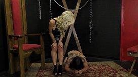 Mistress Cristi Ann and...