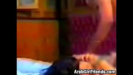 Busty amateur Arab girlfriend...