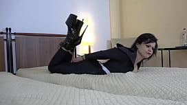 Nadia White Venom in Bondage