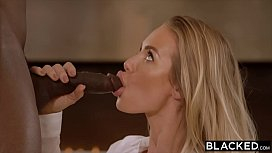 BLACKED Nicole Aniston Is...