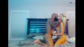Beautiful blonde hidden cam...