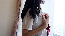 Asian girl...