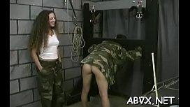 Hot chicks serious xxx bondage dilettante scenes on livecam