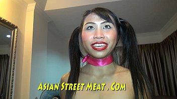 Asian Strumpet Plays The Trumpet thumbnail