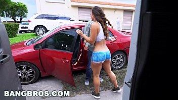 Bangbros Big Booty Latina Kelsi Monroes Reverse Bang Bus Part 3