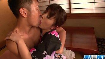 Marikaґs Japan Girl Blowjob Ends In A Pussy Creampie