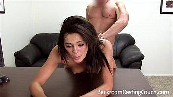 Petite Amateur Ass Fucked For Modeling Job thumbnail