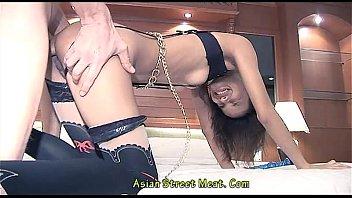 Eager Three Hole Willing Thai Street Girl thumbnail