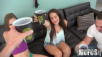 Mofos Sexy Teen House Party thumbnail