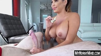 Bubble Butt Julianna Vega Takes Money To Make Love thumbnail