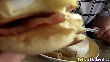 Cute Bubble Butt Filipina Teen With Shaved Pussy Fucked Hard thumbnail