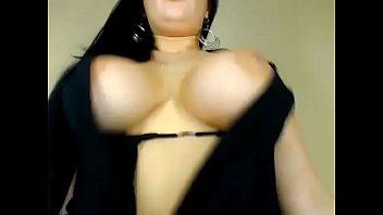 Trailer trash girl shows big tits video