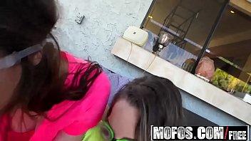 Mofos - Share My BF - Two Bikini Babes Share a Boyfriend starring Kimmy Granger and Anya Olsen