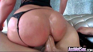 (Brittany Shae) Big Curvy Butt Girl Enjoy On Cam Deep Anal Sex video-11