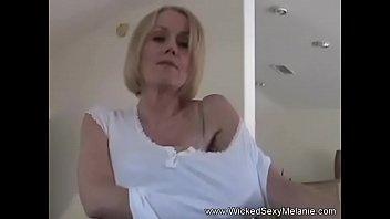 Grandma Demands Cum From Grandson