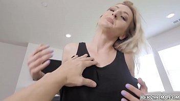 Lucky stepson gets a blowjob from MILF Natasha Starr Thumb