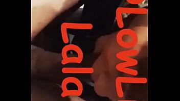 Instagram Thot @Lowlifelala Bk Sucks Big Dick Str8 Nigga Up In Wendy'_s Bathroom After He Sent Her 20$ On CashApp