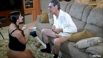 Logan Loves Her Grandpa HD