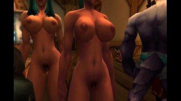 Mega tits on milfs porn library