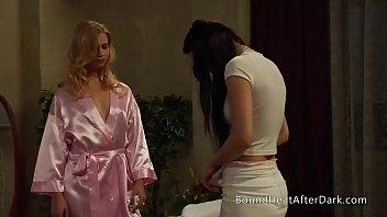 Mistress'_s Reward: Envy Lesbian Maid Spies On Slave