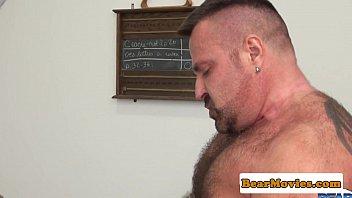 British muscle assfucking tattooed bottom