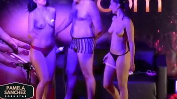 Pamela sanchez and jimena lago pornstars babes and people from public