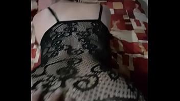 Masturbando a la mamá de mi amiga