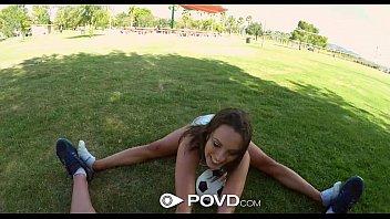 POVD - Super hot Lily Love hot is fucked in POV - 69VClub.Com