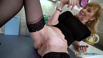 porno video por Europemature hot mature milf solo masturbation