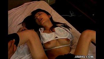 Cute Sayaka Tsutsumi hot masturbation