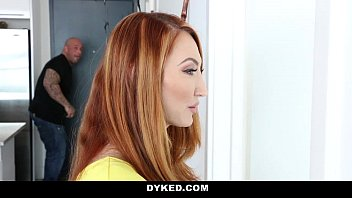 Dyked- Teen Tied up &_ Finger Fucked by Hot Milf
