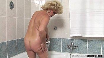 Granny Effie vs young man