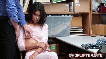 Case No 7482365 Shoplyfter Kat Arina 7 min