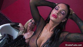 EvilAngel Chanel Preston Lesbian Ass Licking