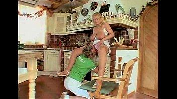 Horny busty blonde MILF - 69VClub.Com