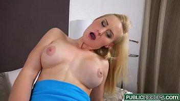 Mofos - (Helena Valentine) - Blonde Fucked Through Pantyhose