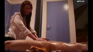 Handjob massage 2   censored